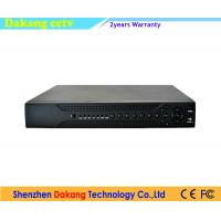 Buy cheap 24CH P2P Network Digital Video Recorder Hard Disk With SATA Port from wholesalers