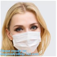 Buy cheap medical consumables disposable 3 Ply Surgical Non-Woven Medical face masks,Non from wholesalers