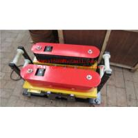 Buy cheap CABLE LAYING MACHINES ,Cable Pushers,cable feeder product