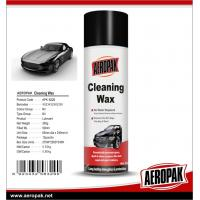 Buy cheap High preformance Waterless cleaning wax spray for car cleaning and gloss from wholesalers