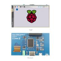 Buy cheap 800x480 LCD Control Board 4'' HDMI Input Raspberry Pi Monitor With Touch Control from wholesalers