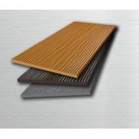 Buy cheap Wall Decorative Fibre Cement Board Cladding Anti Combustible Moisture Proof from wholesalers