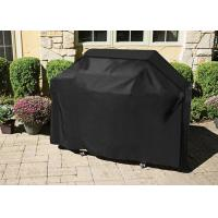 Buy cheap Easy Clean Waterproof Furniture Covers 58 Inch Grill Covers Outdoor For Brinkmann / Char Broil from wholesalers