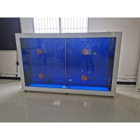 """Buy cheap 49"""" Cabinet 2x2 Transparent Lcd Screen 500cd/m2 For Shopping Mall product"""