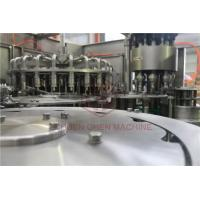 Buy cheap Food Grade HDPE / PET / PP Bottle Filling Machine / Wine Bottling Equipment from wholesalers
