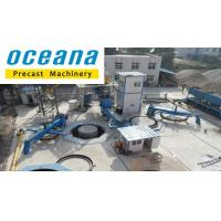 Buy cheap Concrete Pipe Making Machine manufacturers, Concrete Pipe Making Machine supplier, vertical vibration type from wholesalers