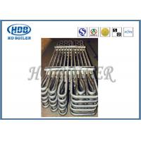 Buy cheap Low Temperature Boiler Economizer H Finned Tube , Economiser In Steam Power Plant product