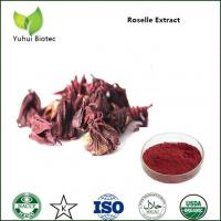 Buy cheap hibiscus extract for weight loss, roselle powder,hibiscus extract powder from wholesalers