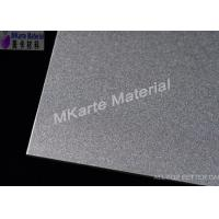 Buy cheap Matte Finish Card Stainless Steel Plate Sheet For Prelam PVC Sheet Laminating from wholesalers