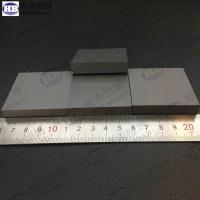 China Anti 7.62 Bullets Silicon Carbide Bulletproof Ballistic Tiles , SIC Ceramic Tiles on sale