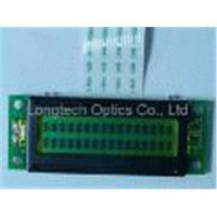Buy cheap COG Character lcd module 16x2 from wholesalers