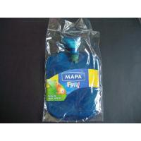 Buy cheap pvc hot water bottle from wholesalers