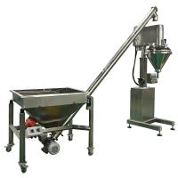 Buy cheap High Accuracy Semi Automatic Auger Powder Filling Machine 60Hz With Feeder from wholesalers