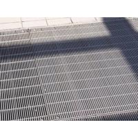 Buy cheap Flat Steel Space 12mm Dense Welded Steel Walkway Grating for workshop from wholesalers