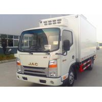 Buy cheap JAC LHD 4x2 3 Ton Refrigerated Truck Non Pollution Explosion Proof Cars from wholesalers