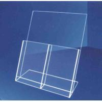 Buy cheap Custom Acrylic Brochure Holder / manufacturer/factory/supplier from wholesalers
