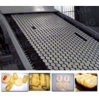 Buy cheap Advanced Automatic Rice Cracker Biscuit Processing Line from wholesalers