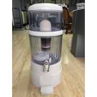 Buy cheap 22L Capacity Water Dispenser Pot Domestic Ozone Water Purifier Table Top Installation from wholesalers