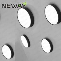 Buy cheap new design acrylic led wall lamp for home high lumens mini circle led wall lamps for interior decoration from wholesalers