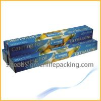 Buy cheap Tin foil wrap for food packaging from wholesalers