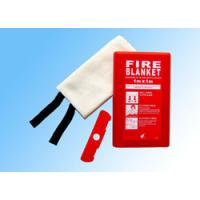 Buy cheap 1m*1m,1.2m*1.2m, 1.5m*1.5m Portable Kitchen Fire Blanket from wholesalers