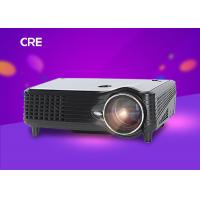 Buy cheap Native 800X480 Home Entertainment Projector 5.0 Inch Single LCD Projection System from wholesalers