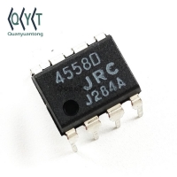 Buy cheap New Original JRC4558 IC 4558 IC 4558D NJM4558D NJM4558DD Integrated Circuit 2 Channel Amplifier AMP OP Amps IC OPAMP DIP8 from wholesalers
