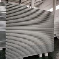 Buy cheap waterproof expanded polystyrene sandwich panel 5500x1150x50mm for construction site from wholesalers