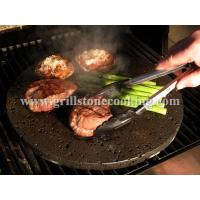 Buy cheap Volcanic hot rocks cooking for outdoor cooking from wholesalers