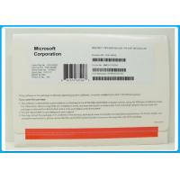 Buy cheap Genuine Full Version Windows 7 Pro Retail Box 32 BIT 64 Bit DVD OEM Pack from wholesalers