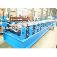Buy cheap Steel Metal Roof Roll Forming Equipments Before PU Foaming Roll Forming from wholesalers