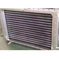 Buy cheap Finned Tube Air Conditioner Heat Exchanger Base Pipe OD 25-165mm Fin Depth 0.5-3mm from wholesalers