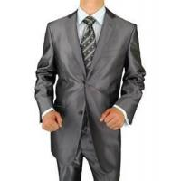 Buy cheap 165 170 55% polyester 45% viscose wool Men business dress Anti-Shrink suits product