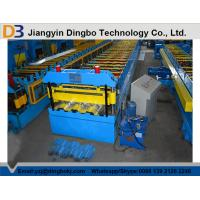 Buy cheap Metal deck sheet roll forming machine for sale from wholesalers