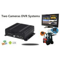 Buy cheap 6Ch 720P SD Card Mobile DVR with 12V Car CCTV DVR System , surpoort multi view product