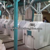 Buy cheap wheat milling machine, 35-60ton per day milling machine, flour mill plant from wholesalers