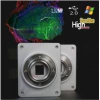 Buy cheap 1.32Mp Fluorescence Microscope Camera UCB132 from wholesalers