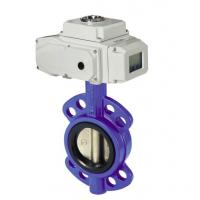 Buy cheap 1.5 - 12 inch Pneumatic butterfly valve material  WCC / WCB / CF8 Female, Male from wholesalers