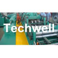 Buy cheap YX-86-194-312 W Beam Guardrail Roll Forming Machine For 2 - 4mm Material Thickness from wholesalers
