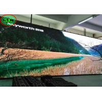 Buy cheap P3 Indoor Full Color LED Display 1R1G1B High Refresh Rate Front Maintenance Service from wholesalers