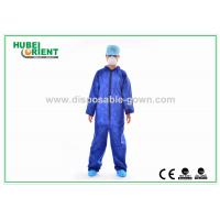 Lightweight Waterproof Disposable Coveralls with CE ISO Approved