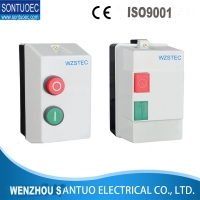 Buy cheap 9A To 95A Magnetic Starter High Efficiency , LE1 Magnetic Motor Starter Switch from wholesalers