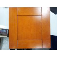 Buy cheap solid wood veneer door panel,Shaker kitchen cabinet door panel,Maple veneer door panel from wholesalers