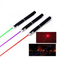 Buy cheap OEM Lightweight Green Laser Pointers Presenter Remote Lazer 155*14mm Size from wholesalers