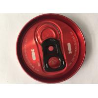 Buy cheap High Temperature Resistance Soda Can Cap Lids Easy Open Coke Can Lids 200 202 206# from wholesalers