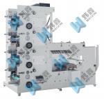 Buy cheap Paper Roll To Roll Flexo Printing Machines / Flexo Printing Machine Equipment from wholesalers
