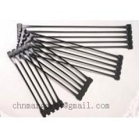 China HDPE uniaxial geogrid on sale