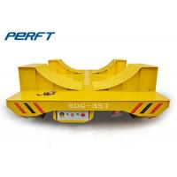 Buy cheap Motorized Steel Coil Transfer Car For Factory Aluminum Coils Cargo Transportation from wholesalers