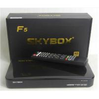 Buy cheap 2013 newest skybox f5/Skybox F5 HD satellite receiver from wholesalers