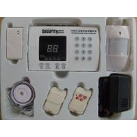 Buy cheap Intrusion alarm system kit from wholesalers
